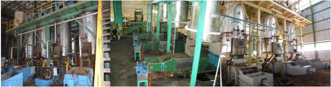 palm fruit digesting machine
